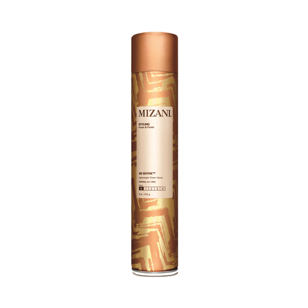 Mizani Styling HD Shyne Sheen Spray 255g