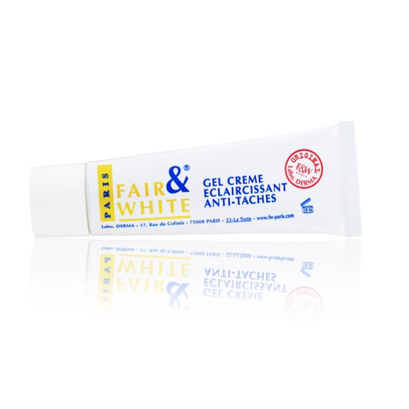 Fair And White Gel Crème Eclaircissant Anti-Taches 30ml
