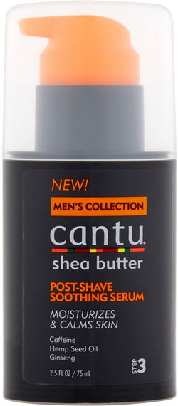 Cantu Men's Post-Shave Soothing Serum - Apres-Rasage Hydratant 75ml