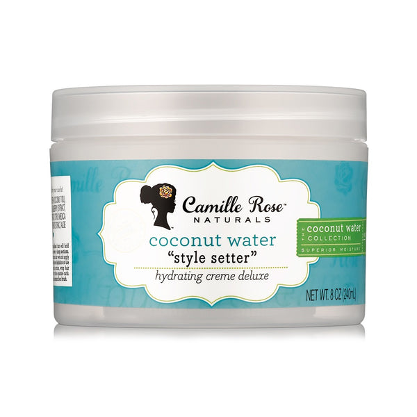 Camille Rose Naturals Coconut Water Style Setter 240ml