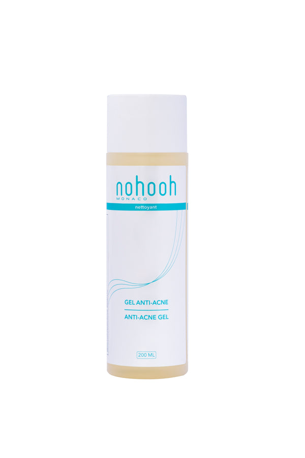 Nohooh Gel Anti-Acné 200ml