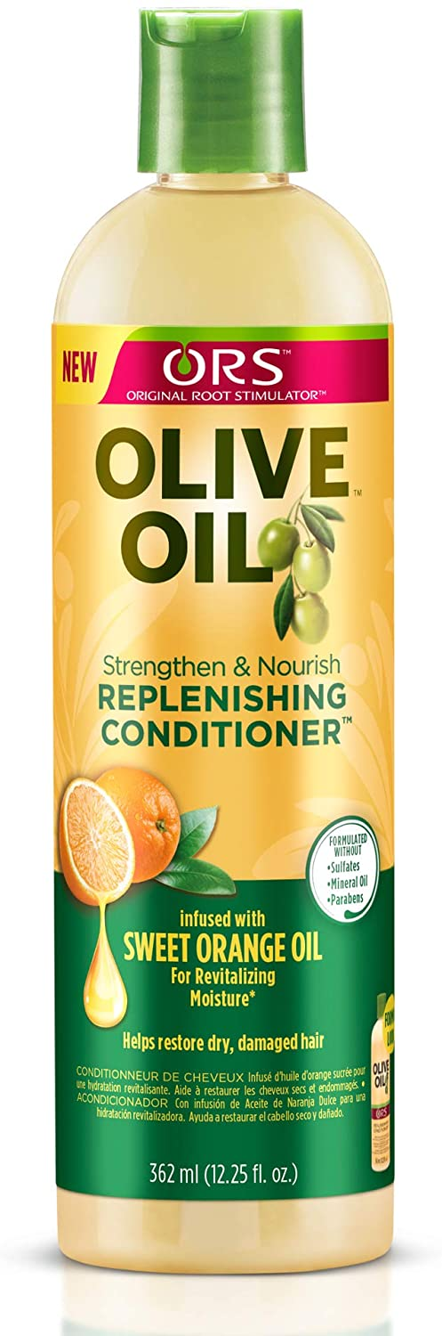 Olive Oil Replenishing Conditioner - Après-Shampoing Revitalisant