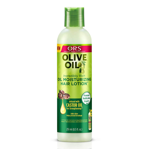 Organic Root Stimulator Olive Oil Moisturizing Lotion - Lotion de Cheveux 216 ml