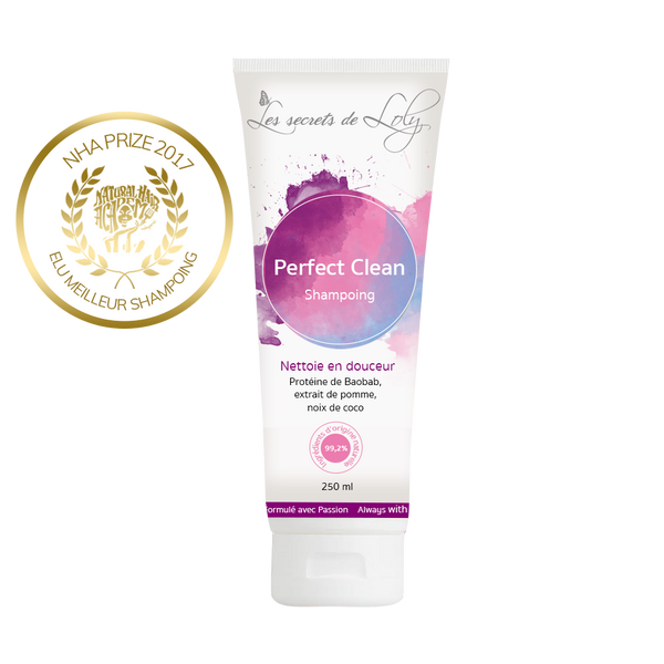 Les Secrets de Loly Shampoing PERFECT CLEAN 250ml