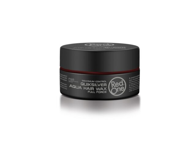 Red One Cire Coiffante Quiksilver Wax 150ml