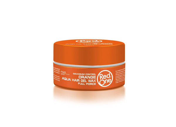 Red One Cire Coiffante Orange 150ml