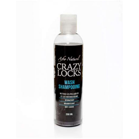 Crazy Locks Wash Shampoing