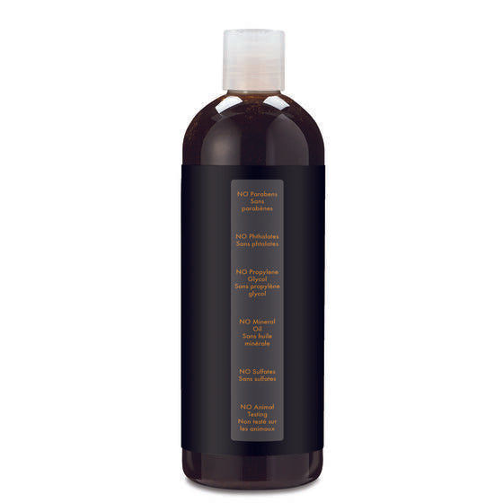 Shea Moisture African Black Soap Body Wash - Gel Douche 384ml
