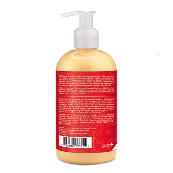 Shea Moisture Red Palm Oil & Cocoa Butter Leave in Or Rinse Out Conditioner 384ml