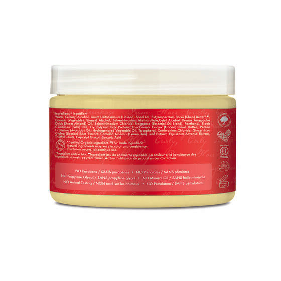 Shea Moisture Red Palm Oil & Cocoa Butter Curl Stretch Pudding 340g