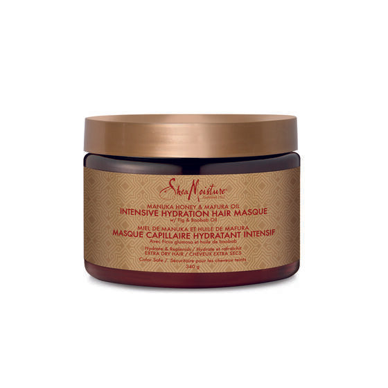 Shea Moisture Manuka Honey & Mafura Oil Intensive Hydration Hair Masque - Masque Capillaire 340 g