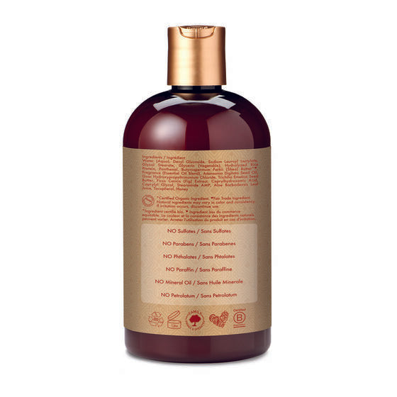 Shea Moisture Manuka Honey & Mafura Oil Intensive Hydration Shampoo - Shampoing 384 ml