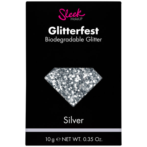 Sleek Make Up - Glitterfest Biodegradable Glitter