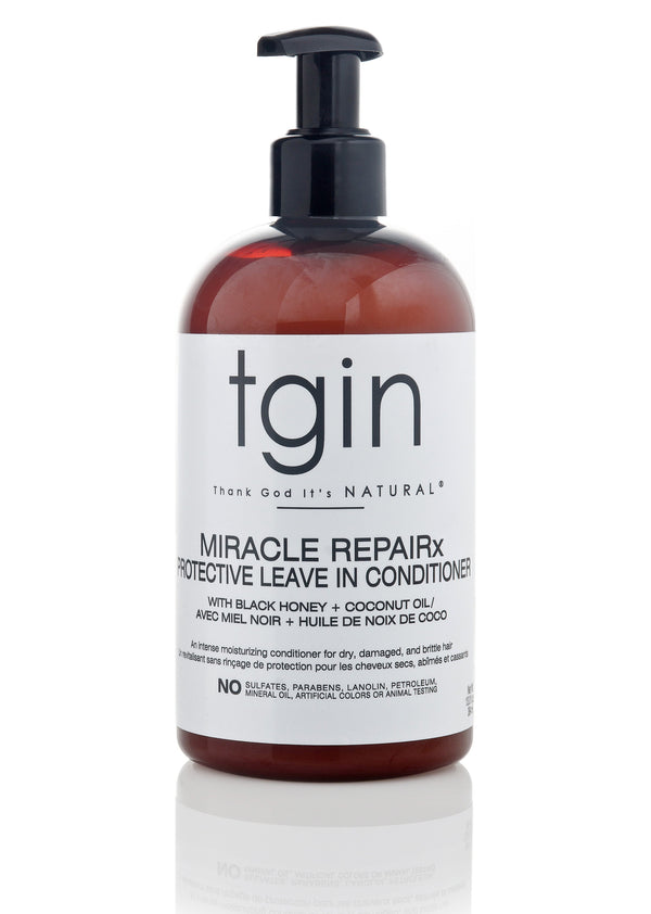 TGIN Miracle RepairX Leave in Conditioner - Soin Sans Rinçage Hydratant Intense 384ml