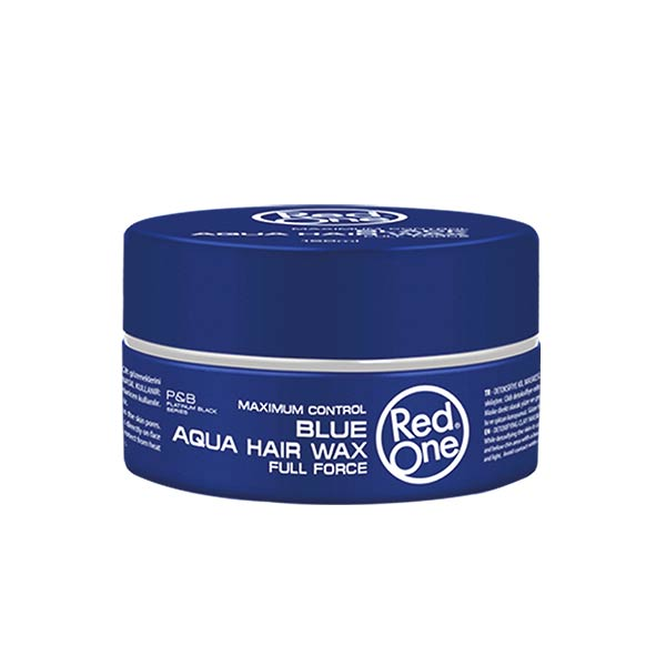 Red One Cire Coiffante Blue Wax 150ml