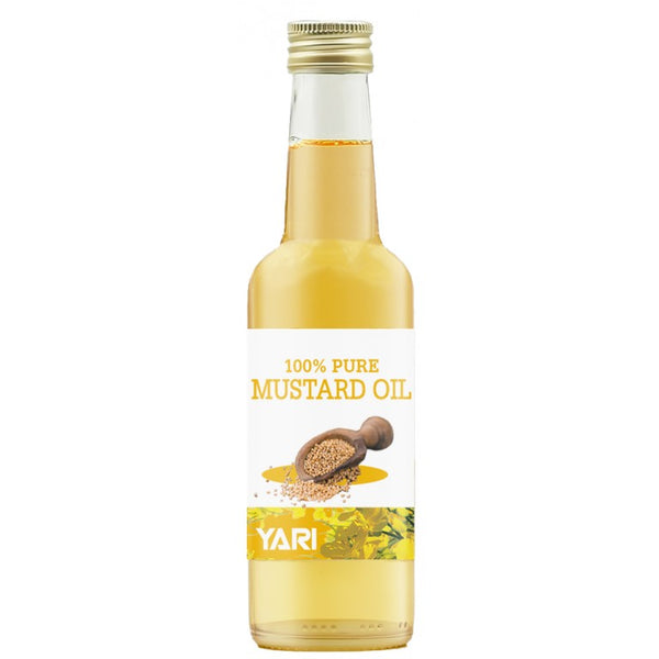YARI 100% Naturel Huile Moutarde 250 ml