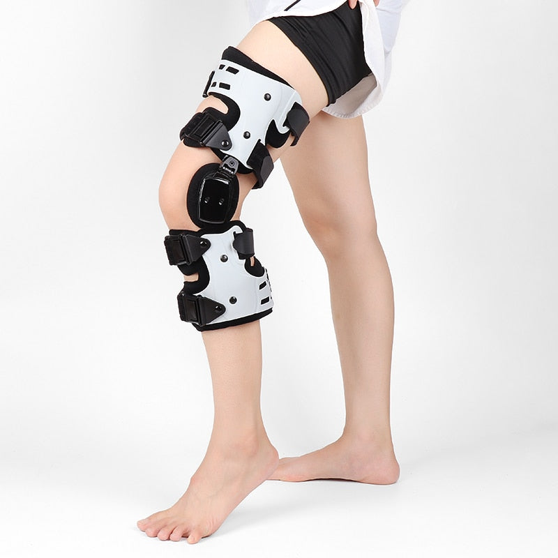 Knee Brace For Arthritis Ligament Medial Hinged Knee Support