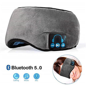 Bluetooth Sleeping Eye Mask Wireless Headphones