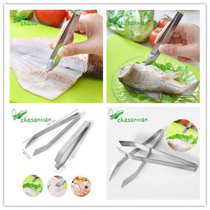 Kitchen Accessories Stainless Steel Scales Skinner