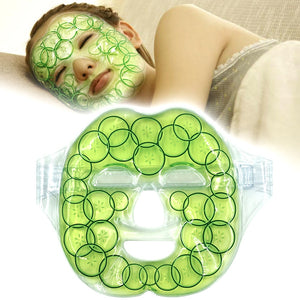 Face Mask Face Care Women Hot Cold Facial Mask