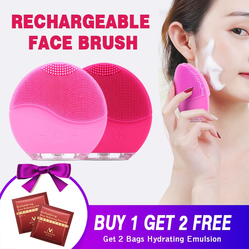 Skin Care  Mini Electric Vibrator Facial Massager