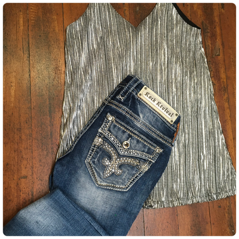 Rock Revival Glorea Skinny Jean
