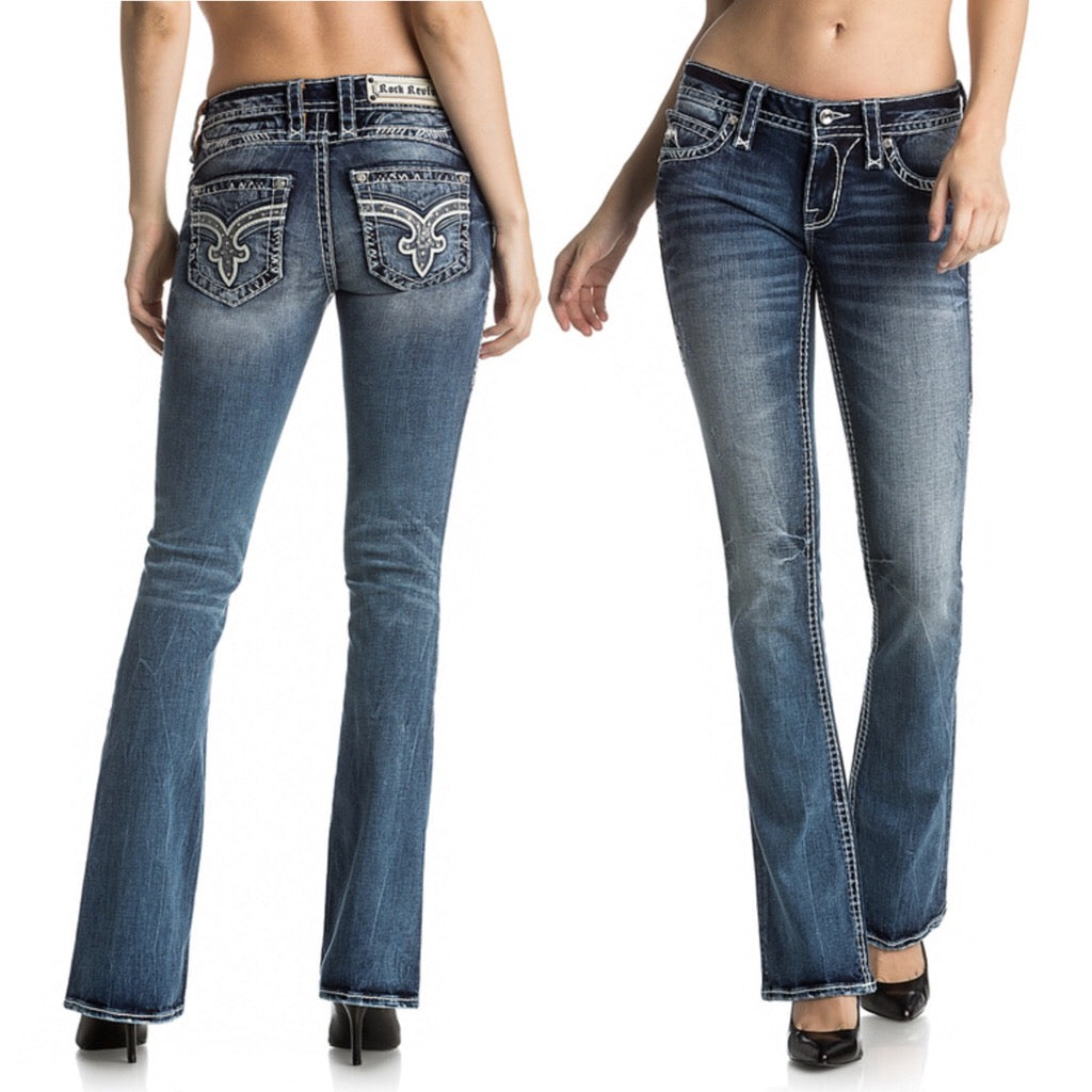 Rock Revival B201 Amity Boot Cut
