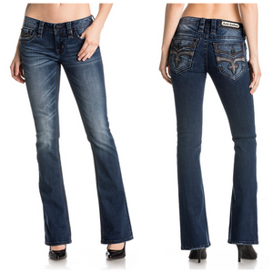 Rock Revival Kiley Bootcut Jean
