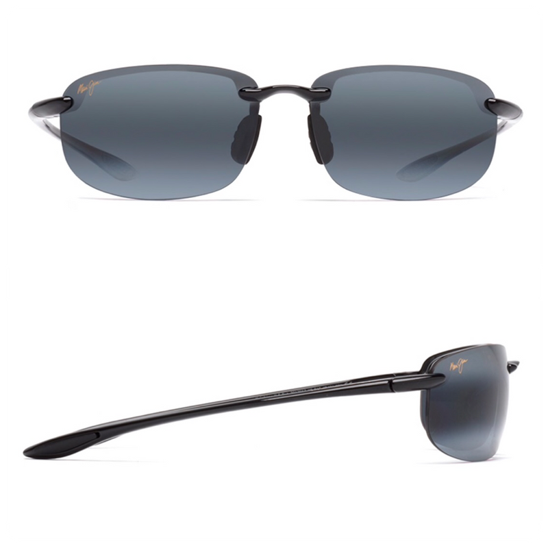 Maui Jim HO'OKIPA Polarized Rimless Sunglasses