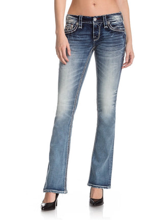 Rock Revival Diella Boot Cut Jean