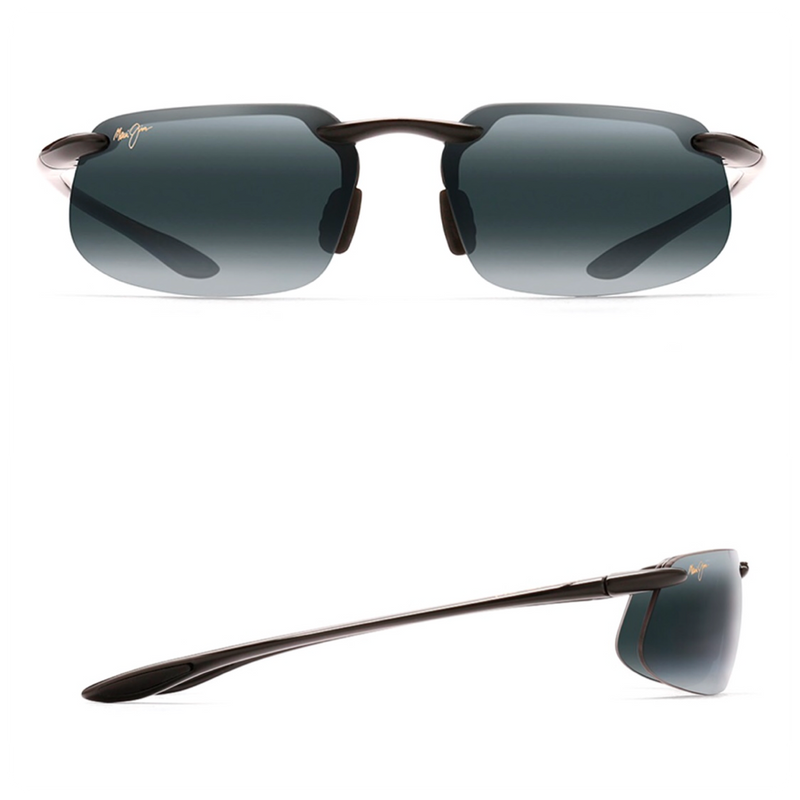 Maui Jim KANAHA Polarized Rimless Sunglasses
