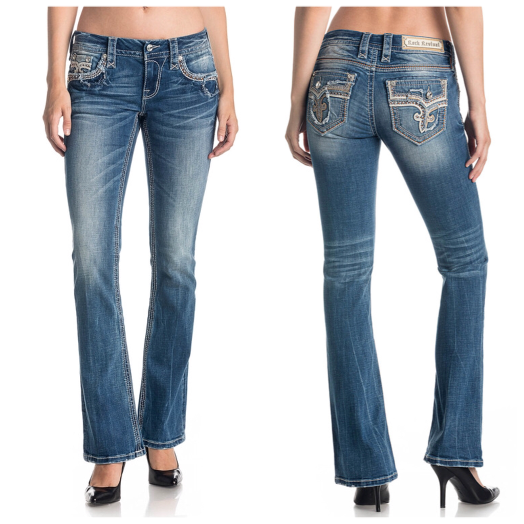 Rock Revival Betty Boot Cut Jean