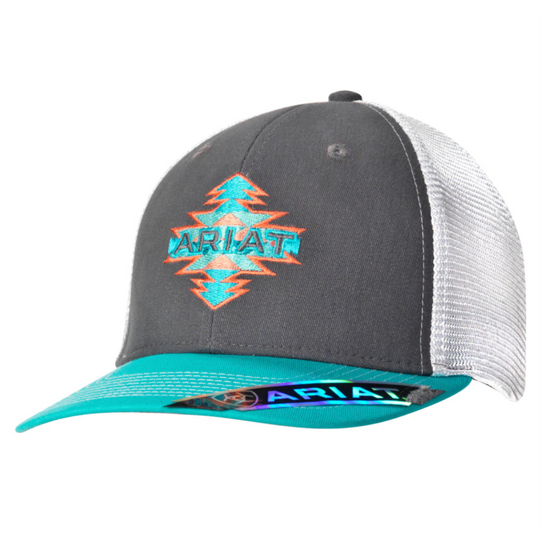 Ariat Ladies Aztec Ball Cap