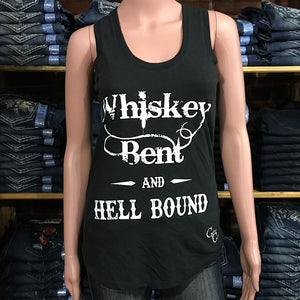 Whiskey Bent & Hell Bound Tank