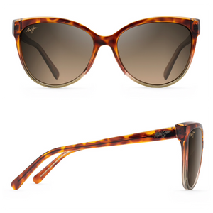 Maui Jim 'OLU'OLU Polarized Cat Eye Sunglasses