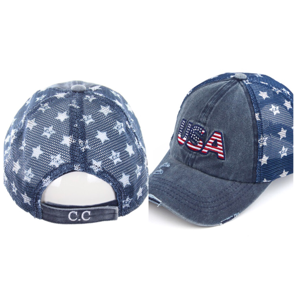 C.C. Exclusive USA Cap