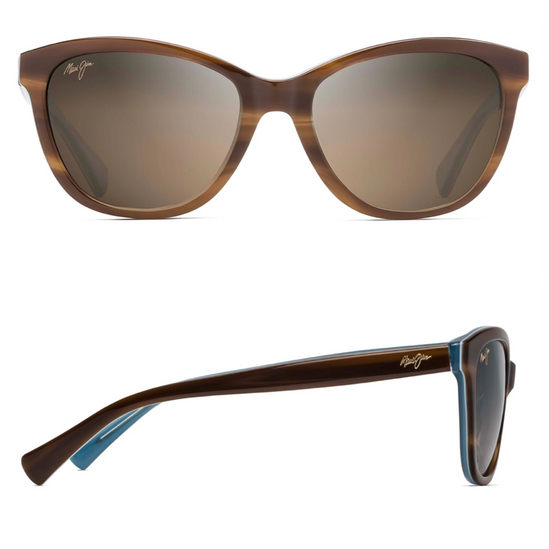 Maui Jim CANNA Polarized Cat Eye Sunglasses