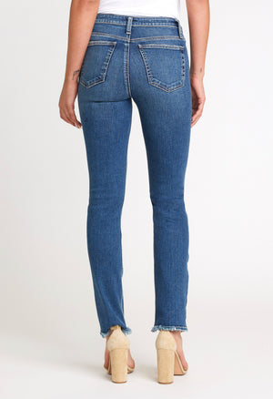 Silver High Note High Rise Slim Leg Jean