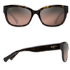 Maui Jim Plumeria Polarized Cat Eye Sunglasses