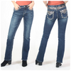 Grace in Las Vegas Nights Junior Bootcut Jean