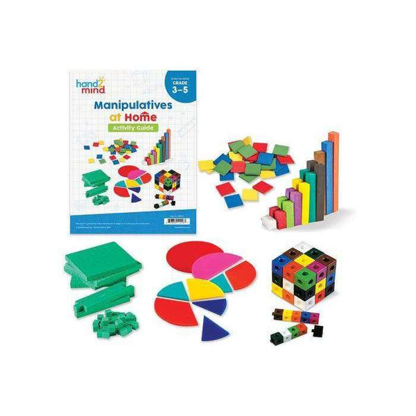 Take-Home Maths Manipulative Kit (Ages 8-10):Primary Classroom Resources