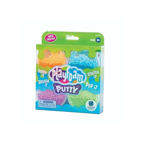 Playfoam® Putty (4-Pack):Primary Classroom Resources