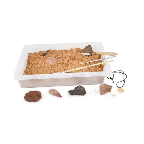 Stone Age Archaeological Dig Starter Pack:Primary Classroom Resources