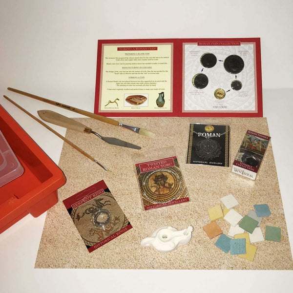 Roman Archaeological Dig Starter Pack:Primary Classroom Resources