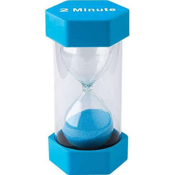 2 Minute Sand Timer - Large