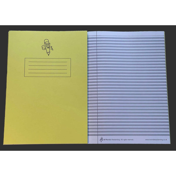 Narrow Lined Handwriting Exercise Book:Primary Classroom Resources