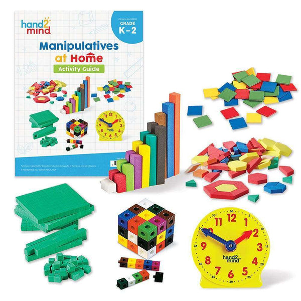 Take-Home Manipulative Kit (Ages 5-7):Primary Classroom Resources