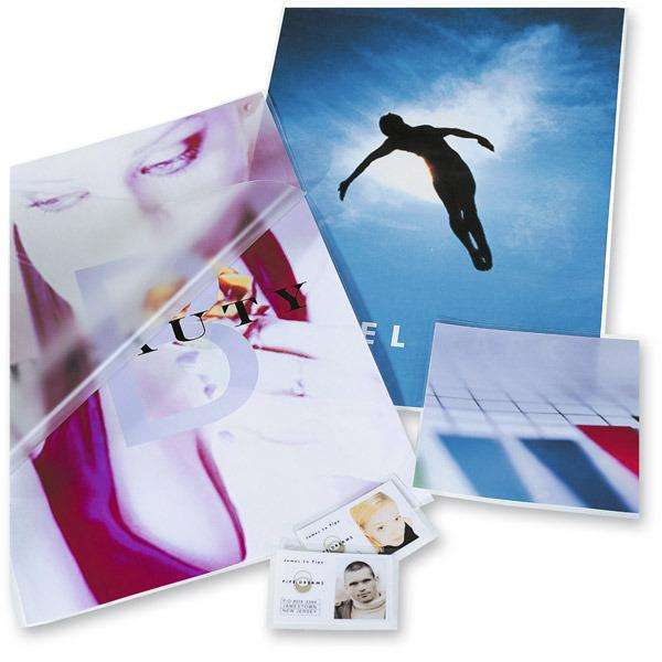 100 A4 Laminating Pouches