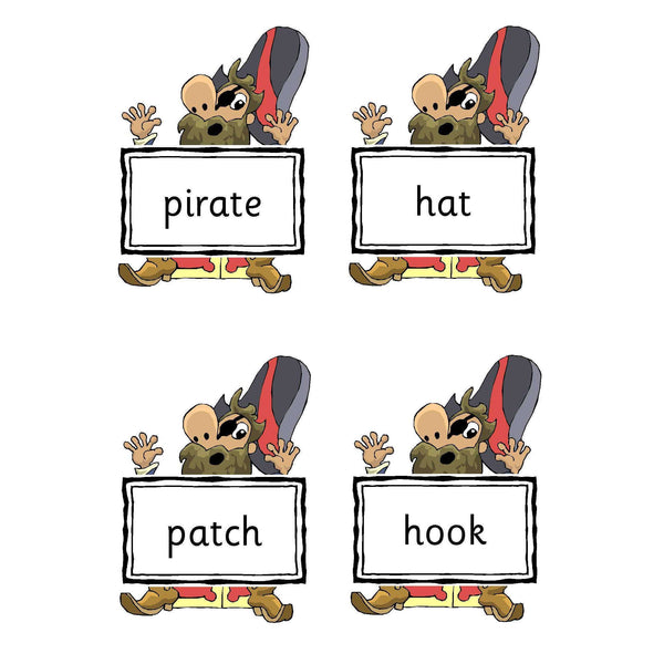 Pirates Display Pack:Primary Classroom Resources