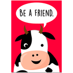 Be a Friend Farm Friends Inspire U Classroom Display Poster:Primary Classroom Resources